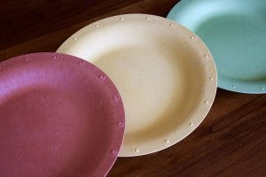 Wedding Colored Tableware Collection