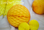 Gold Honeycomb Tissue Ball Decoration
