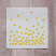 Recycled Yellow Pattern Napkins