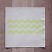 Recycled Green Pattern Napkins