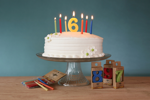 Phenomenal Birthday Number Cake Candles Ecopartytime Funny Birthday Cards Online Overcheapnameinfo