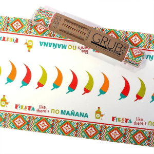 Fiesta Table Runner - 25ft long