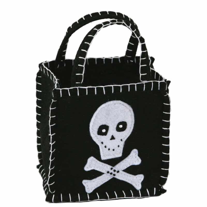 Pirate Felt Goodie bag