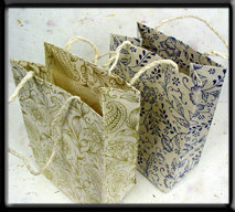 Golden Garden Seeded Gift Bags