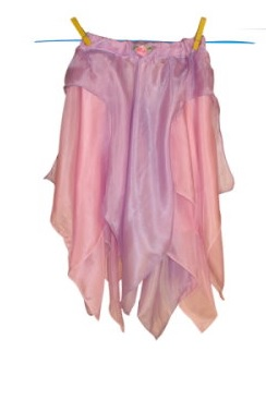 Sarah Silk Reversible Silk Fairy Skirt-only 1 left in stock