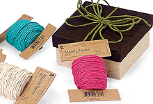 Manila Hemp Twine Ribbon