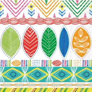 Fiesta Lunch Napkin - 20 napkins per package
