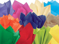 "Recycled 20x30"" Paper Tissue-Set of 10"