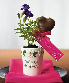 Flower Pot Favor - Set of 6 - as low as $11.98