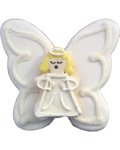 Angel 4 Party Favor Organic Cookie