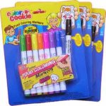 Cookie Coloring Markers - Three Sets