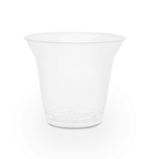 Compostable 9oz Clear Cold Cup - Pack of 50