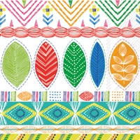 Fiesta Cocktail Napkin - 20 napkins per package