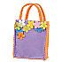 Flowers Felt Goodie Bag