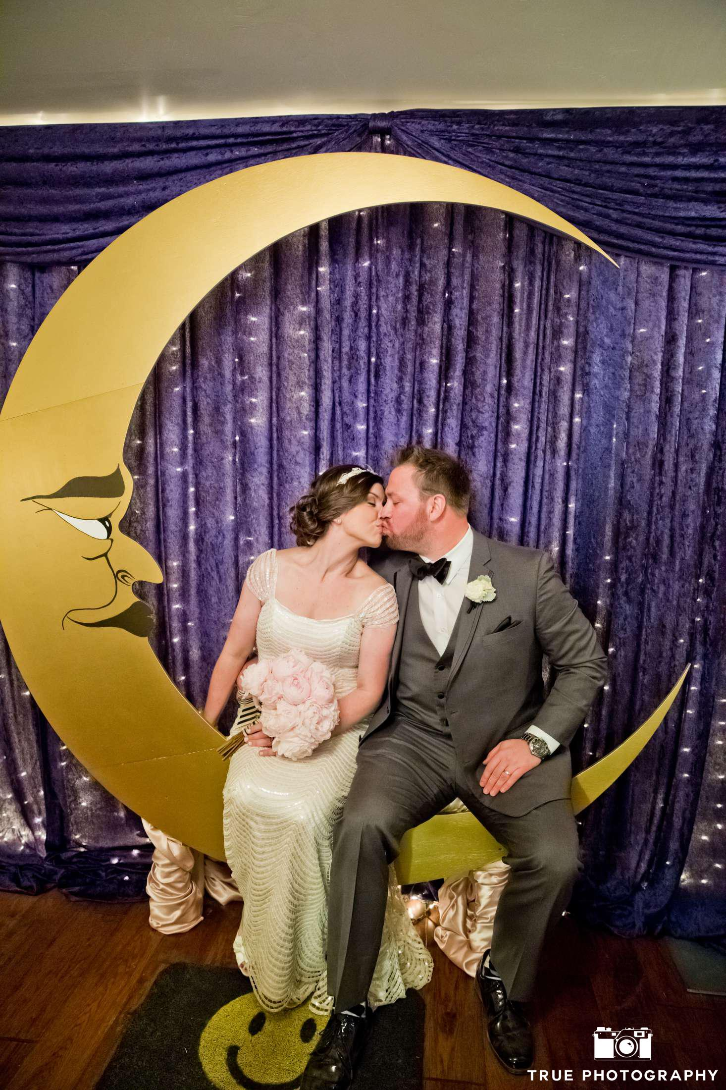 The Man in the Moon Will Help to Light Up Your Special Day