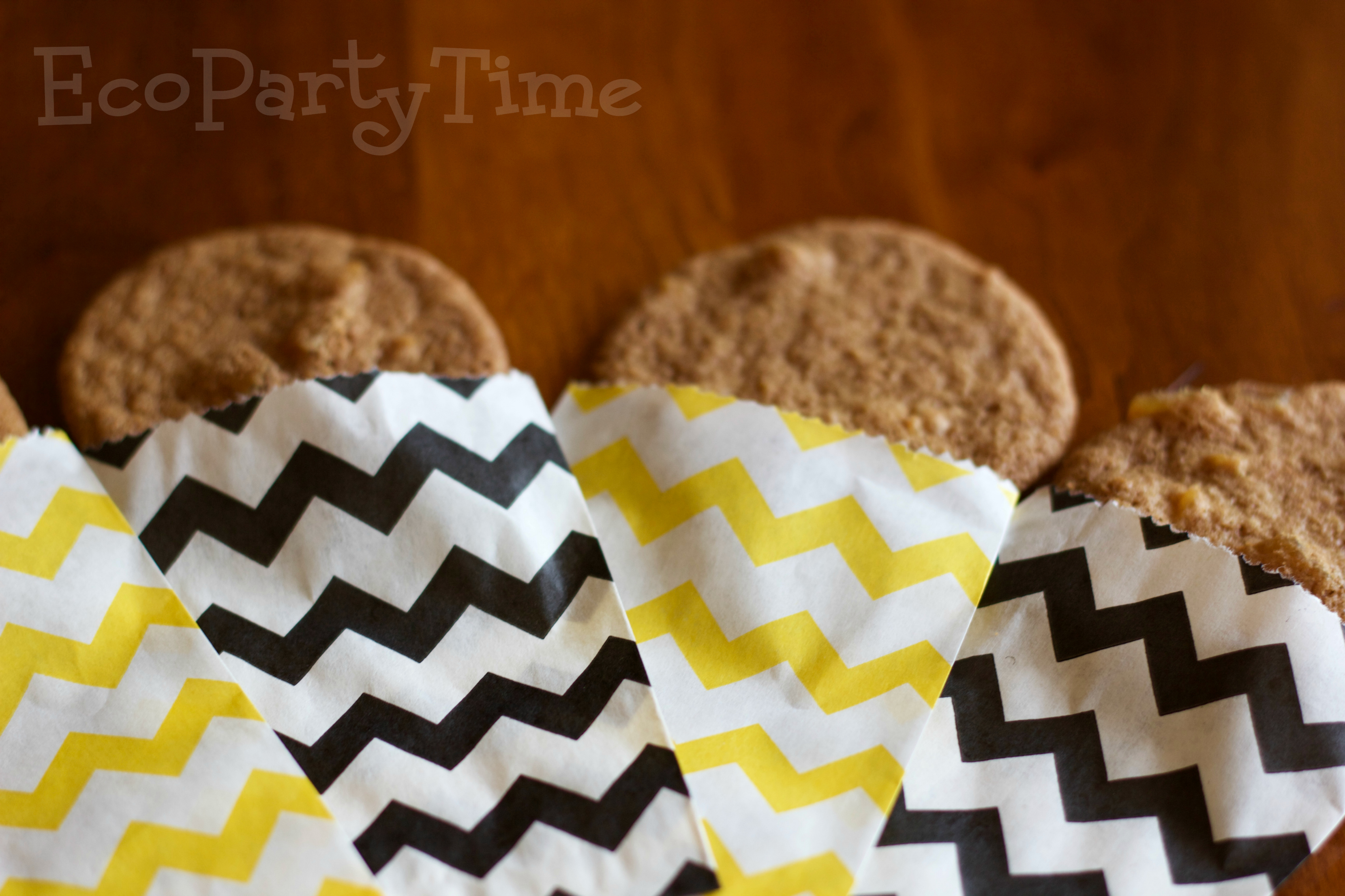 Ecopartytime: Bumble Bee Birthday Party