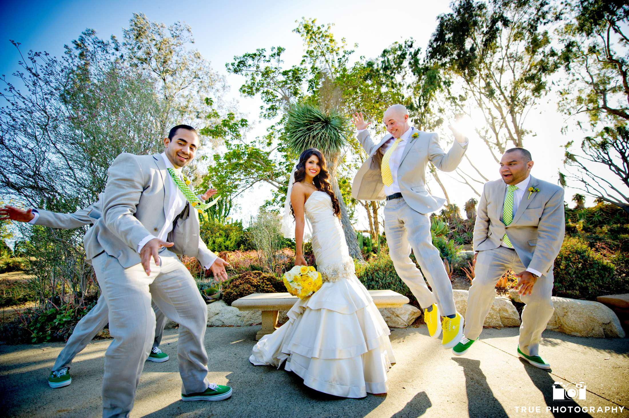 Citrus Wedding Wedding Party Photo Ideas
