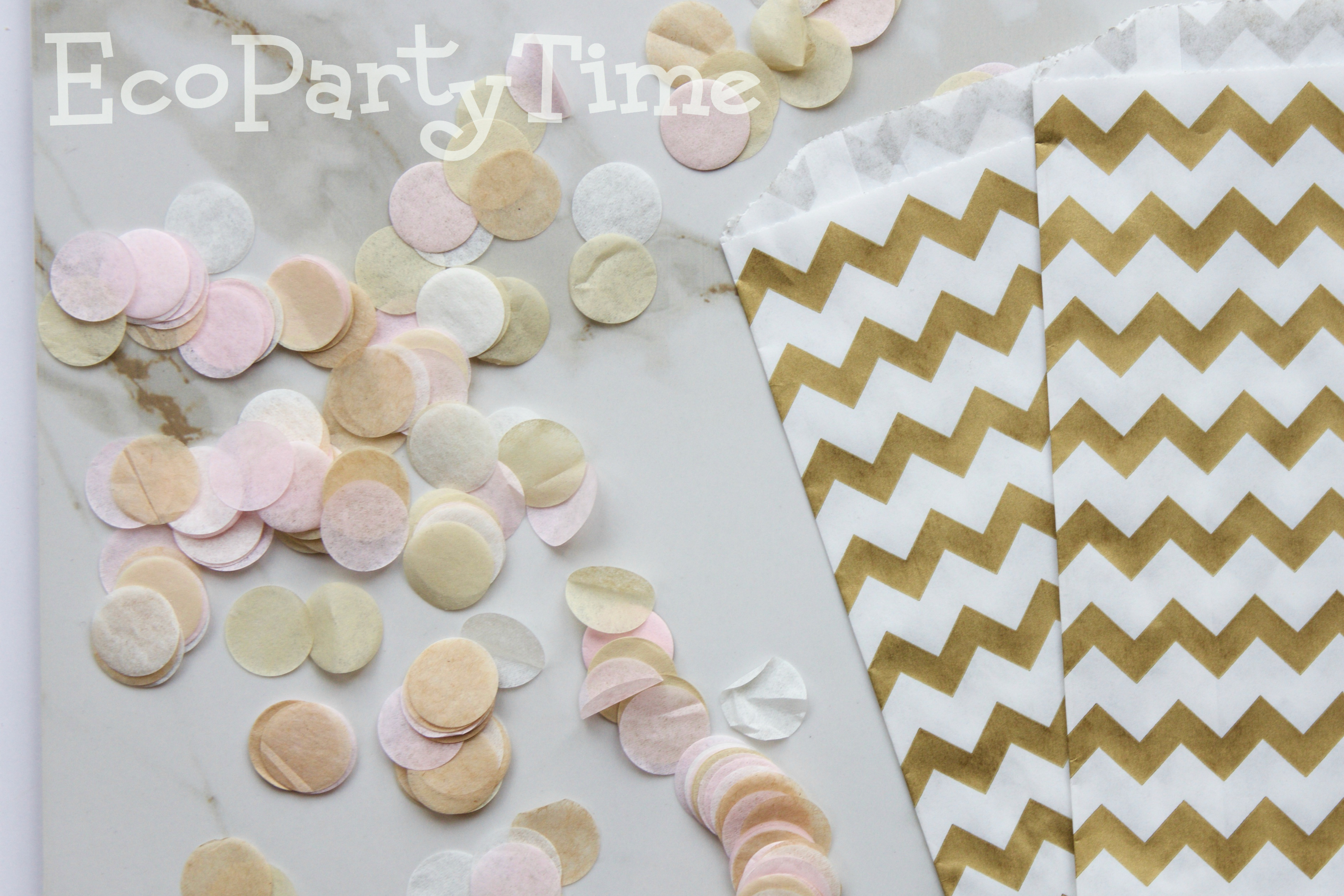 Ecopartytime: Eco-Friendly Color Themed Party