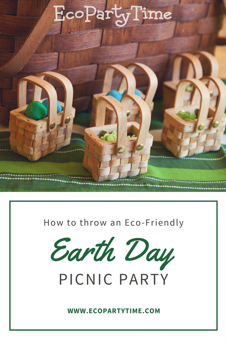 Ecopartytime: Eco-Friendly Earth Day Picnic