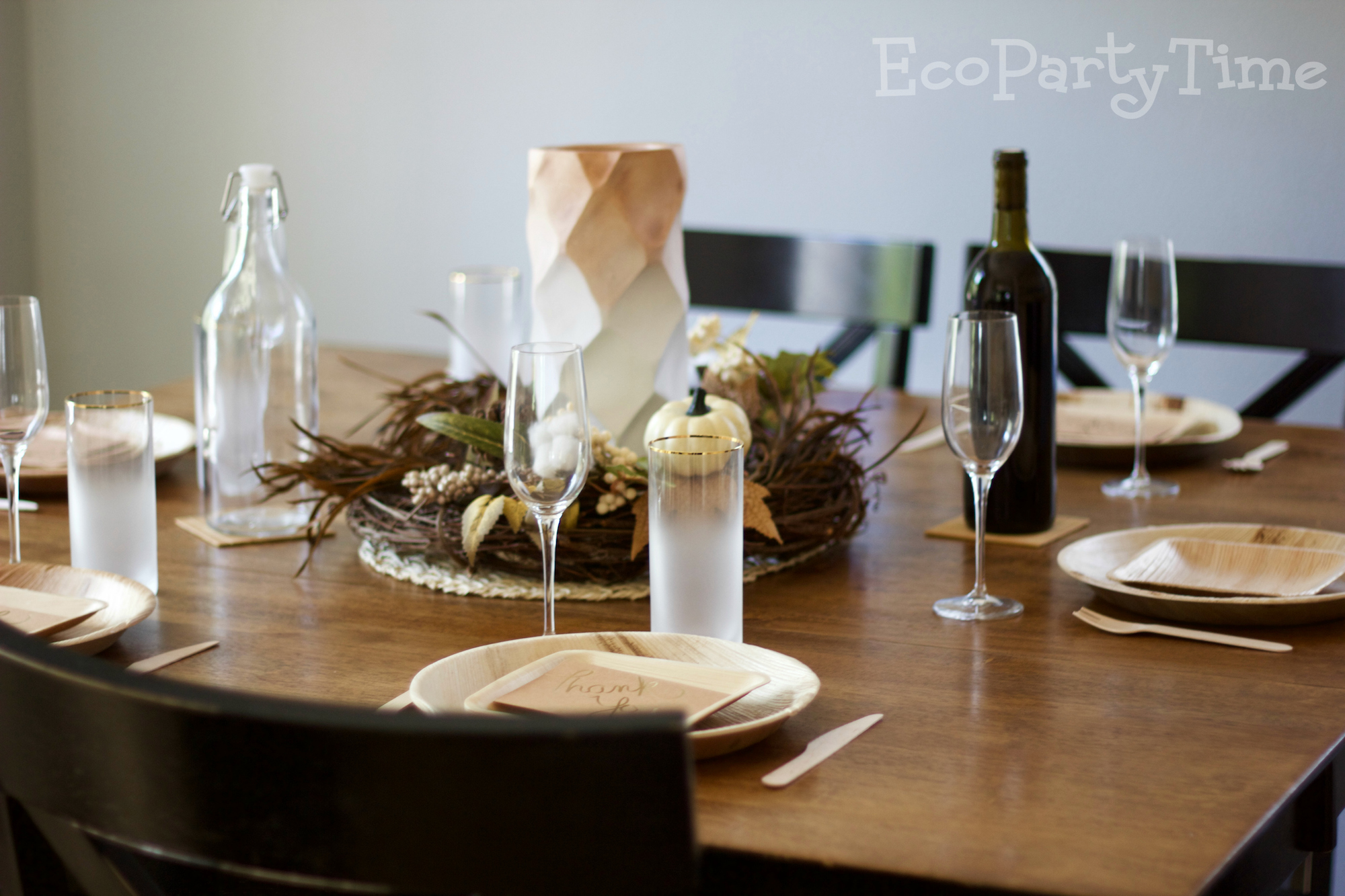 Ecopartyime: Eco-Friend Open House Staging