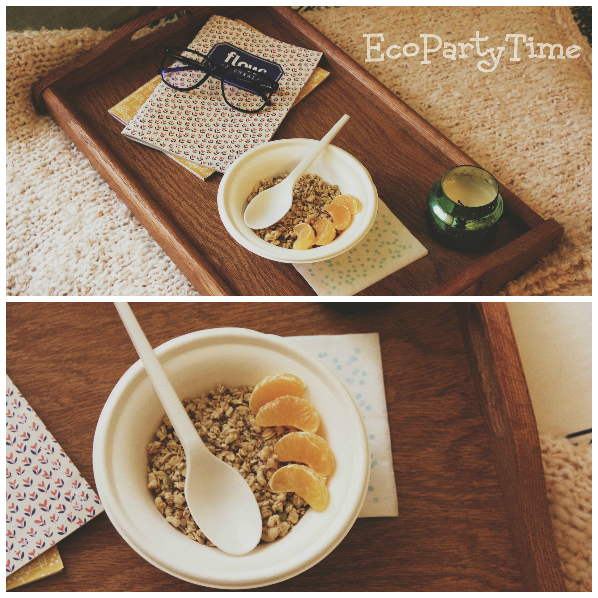 Everyday Uses for Sugarcane Compostable Bowls-EcoPartyTime