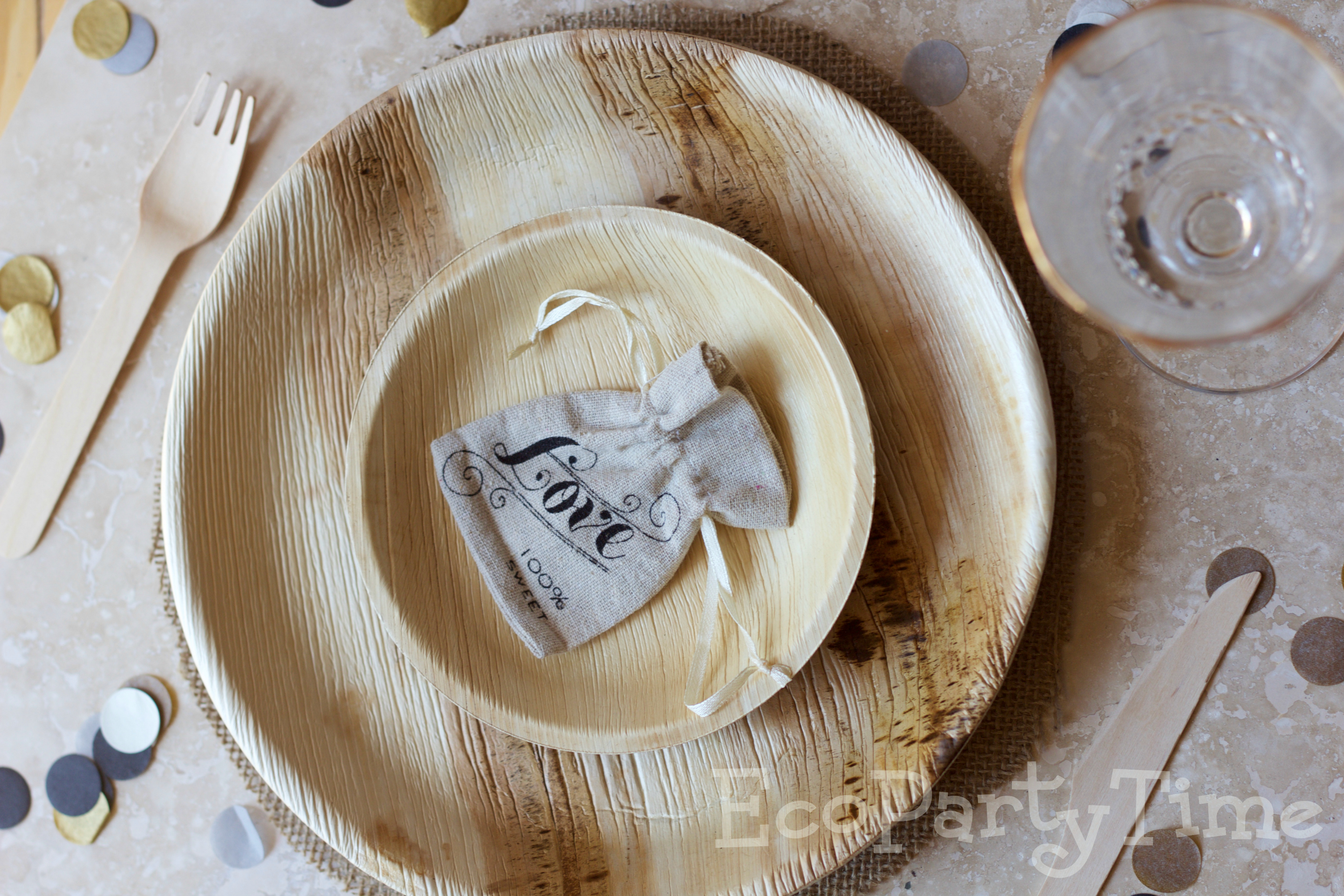 Ecopartytime: Eco-Friendly Fall Table Settings