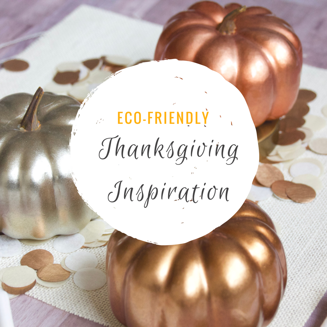 Ecopartytime: Eco-Friendly Thanksgiving Inspiration
