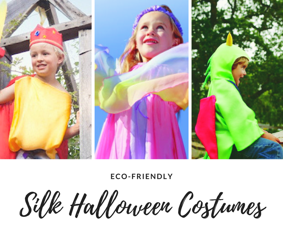 Ecopartytime: Ways to Make Your Halloween Eco-Friendly