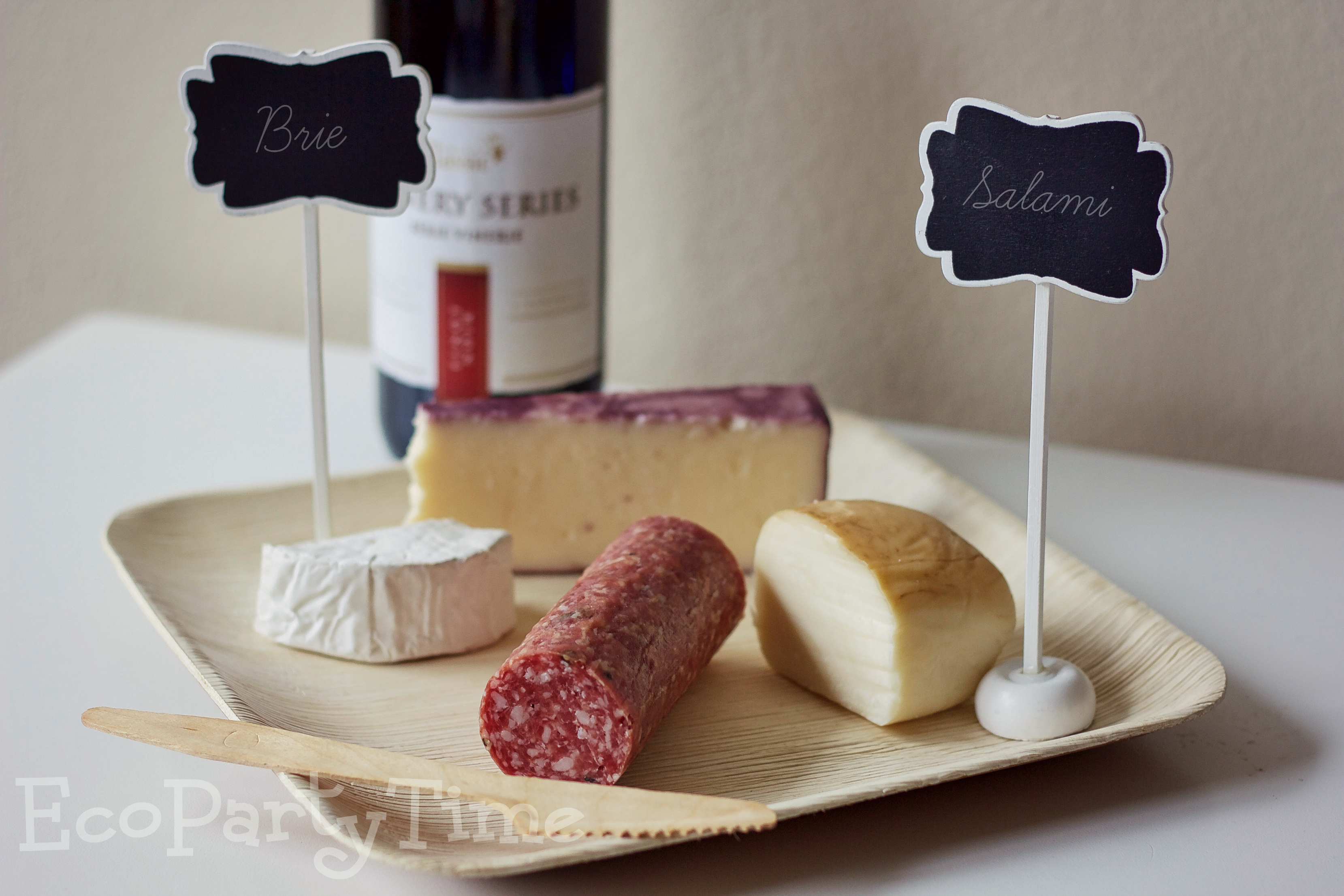 Ecopartytime: Eco-Friendly Wine & Cheese Night
