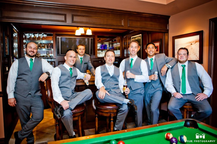 Eco-Chic Celtic Wedding Ideas from Ecopartytime -  Groomsman Clothing