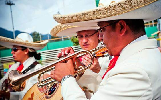 Green Your Cinco De Mayo Celebration from Ecopartytime - Mariachi Band