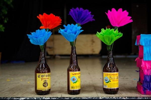 Green Your Cinco De Mayo Celebration from Ecopartytime - Cinco de Mayo Flower Decorations