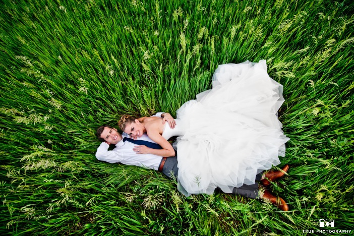 Earth Day Wedding Backdrop Ideas from Ecopartytime Lush Green Field