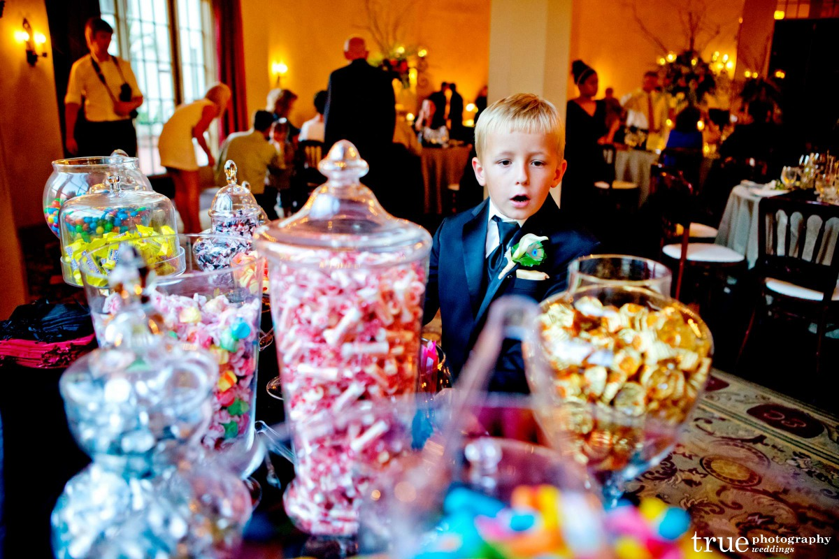 Kid-friendly Green Wedding Essentials from Ecopartytime - Kid Friendly Wedding Treats