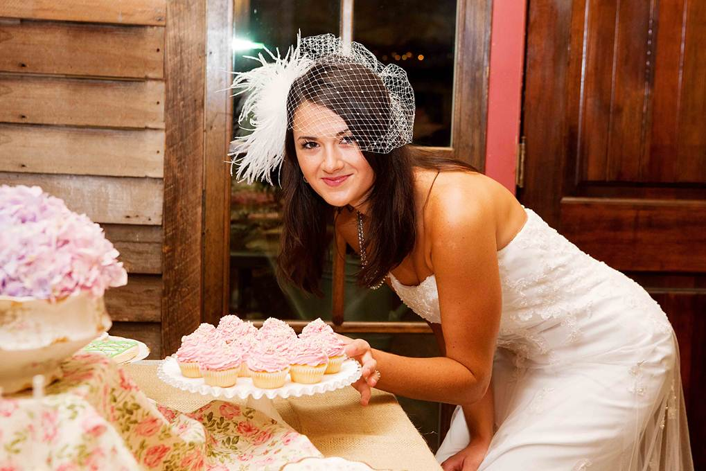 wedding, cupcakes, wrappers,
